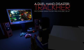 image a duel hand disaster trackher