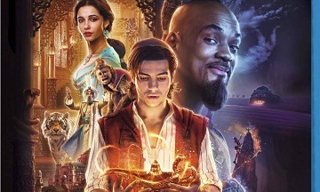 [Test - Blu-ray] Aladdin - Walt Disney France