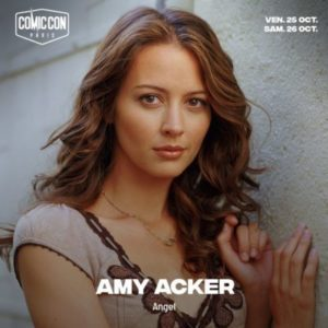 image comic con paris amy acker