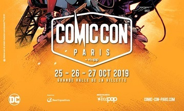 image article comic con paris
