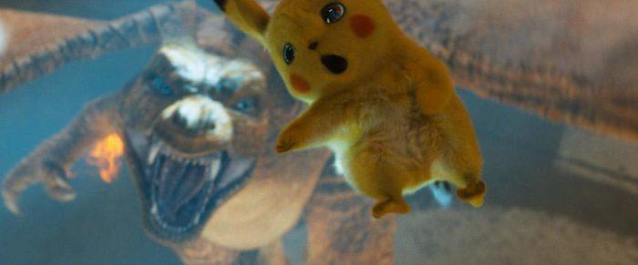 image rob letterman détective pikachu
