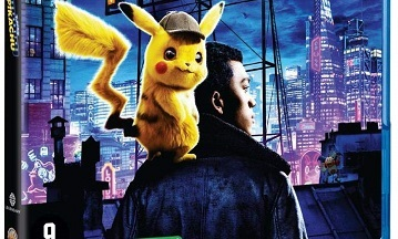 image article blu ray détective pikachu