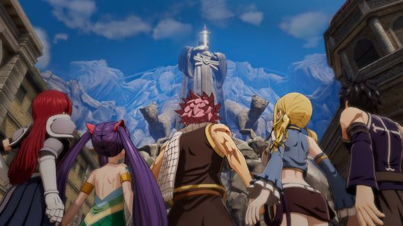 image article fairy tail