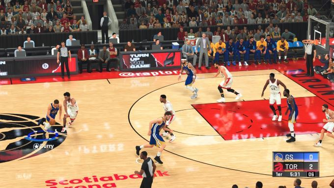 image test nba 2k20