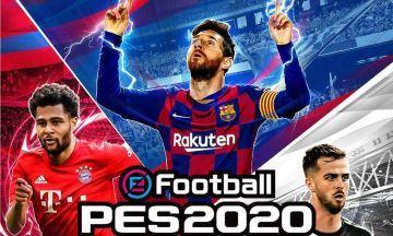 image pes 2020