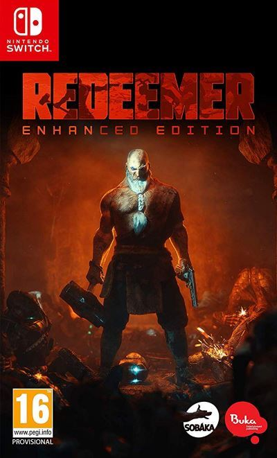 image nintendo switch redeemer