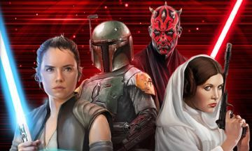 image star wars pinball