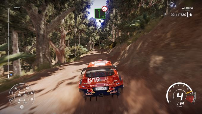 image gameplay wrc 8