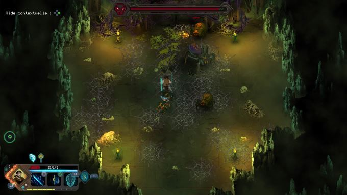 image gameplay children of morta
