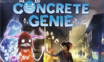 image concrete genie