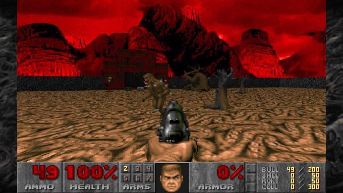 image gameplay doom