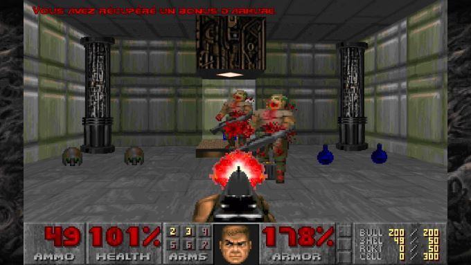 image test doom