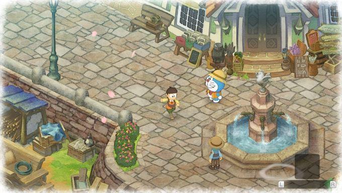 image gameplay doraemon story of seasons