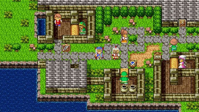 image test switch dragon quest