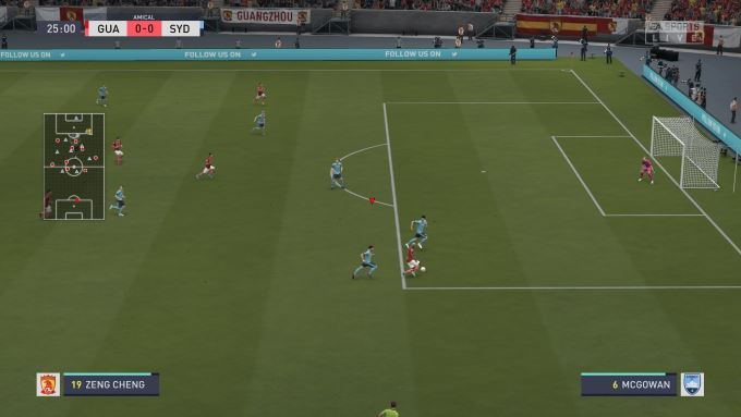 image gameplay fifa 20