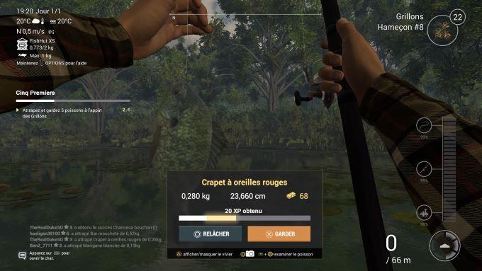 image gameplay fisherman fishing planet