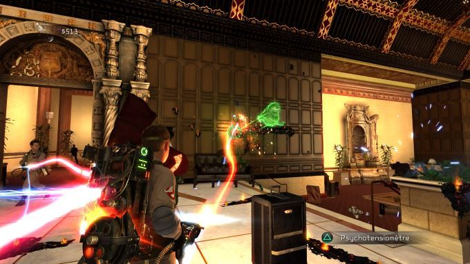 image gameplay ghostbusters remastered