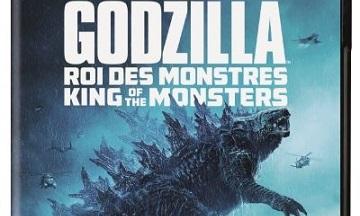 image article blu ray 4k godzilla roi des monstres