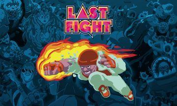 image logo lastfight