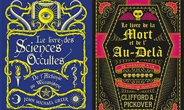 image couvertures beaux livres éditions dunod le livre des sciences occultes le livre de la mort et de l'au-delà