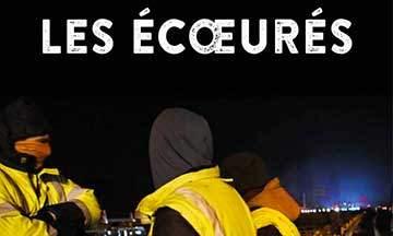 image gros plan couverture les écoeurés de gérard delteil éditions du seuil