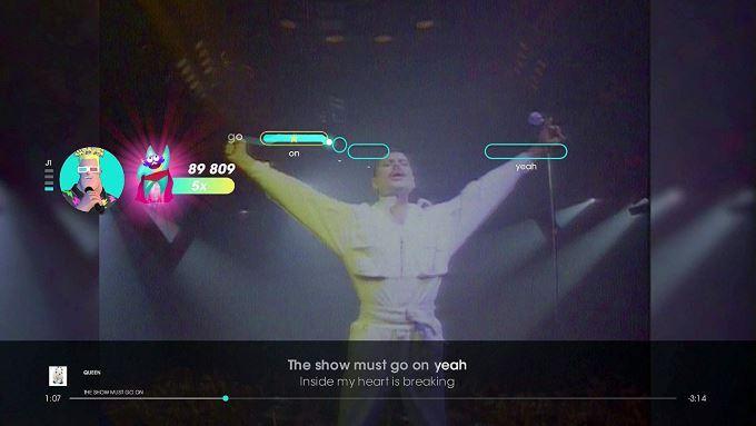image test let's sing 2020