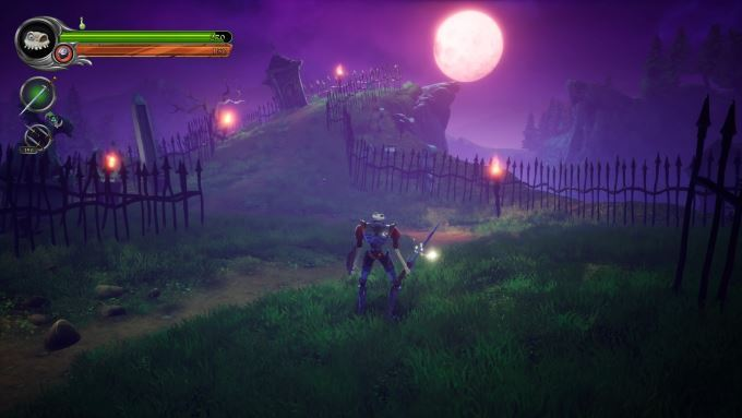 image gameplay medievil