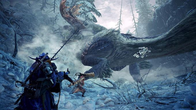 image capcom monster hunter world iceborne