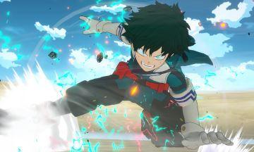 image banda namco my hero one's justice 2