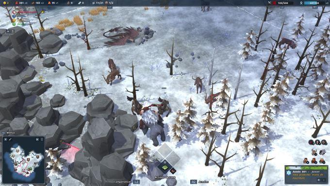 image gameplay northgard