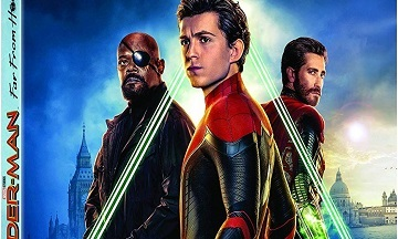 image article blu ray spider man far from home