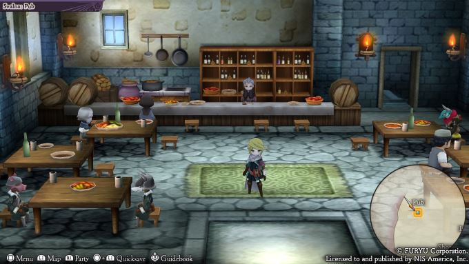 image test the alliance alive hd remastered