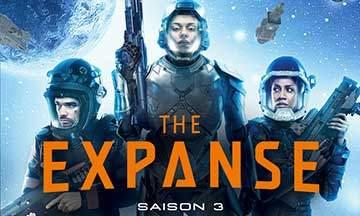 image gros plan affiche série the expanse saison 3 universal pictures