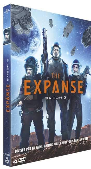 image coffret dvd the expanse saison 3 universal