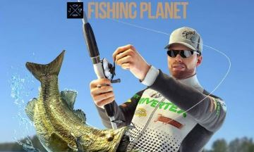 image the fisherman fishing planet