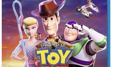 [Test - Blu-ray] Toy Story 4 - Walt Disney France