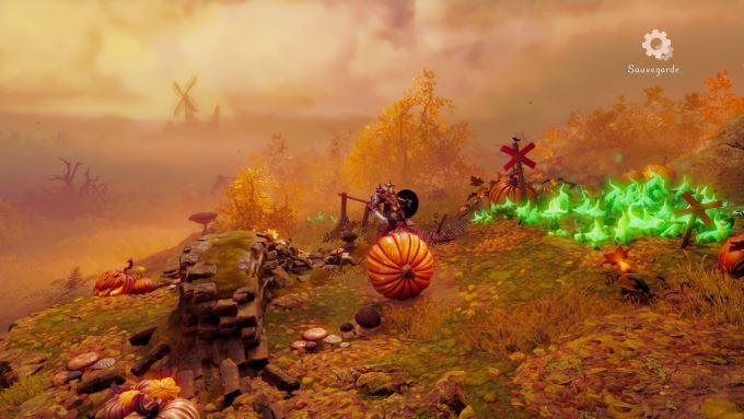 image gameplay trine 4