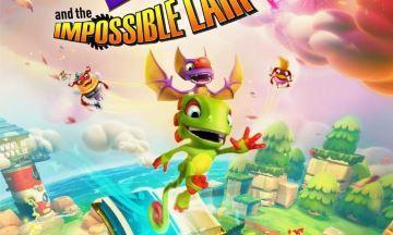 image yooka laylee impossible lair