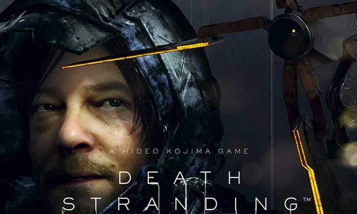 image ps4 death stranding