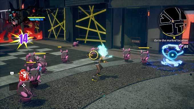 image gameplay dusk diver