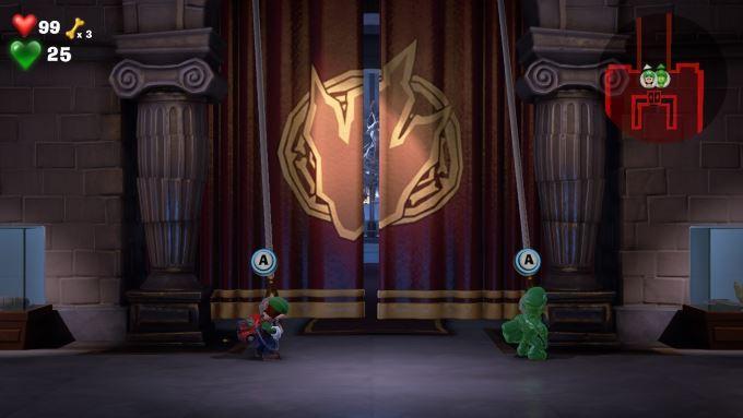 image enigme luigi's mansion 3