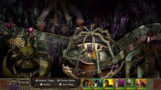 image gameplay planetscape torment icewind dale enhanced edition