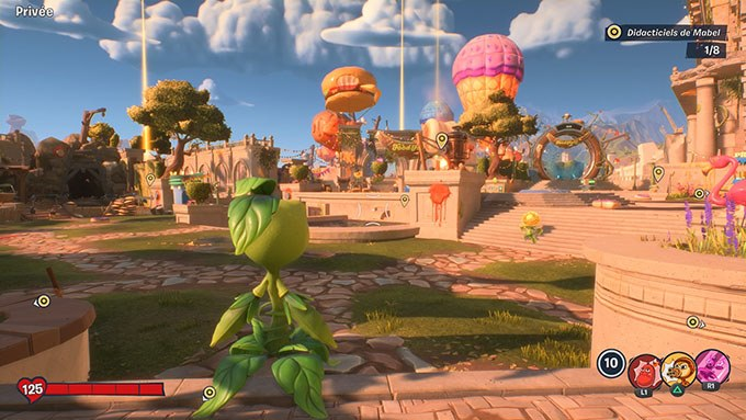 image test plants vs zombies neighborville