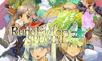 image logo rune factory 4
