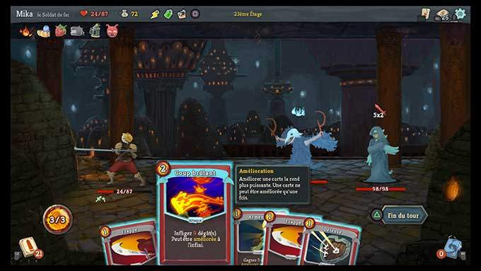 image gameplay slay the spire