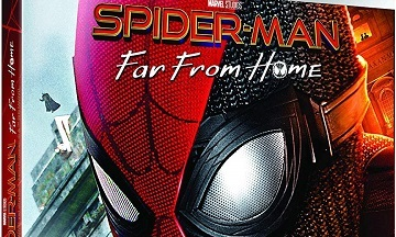 image article blu ray 4k spider man far from home