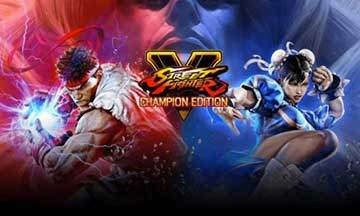 image street fighter v champion edition