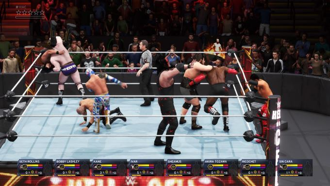 image test wwe 2k20