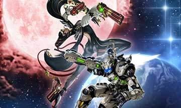 image artwork bayonetta vanquish
