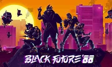 image black future 88